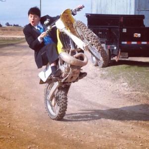 Dillon Motorcycle Tuxedo