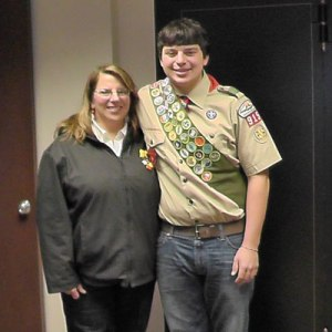 Dillon Eagle Scout
